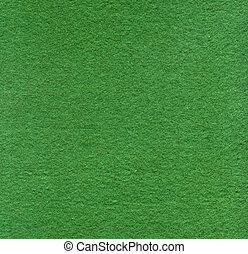 Green mat poker texture