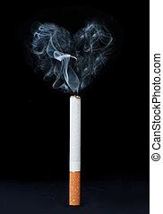 mata, fumar