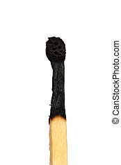 Match stick (isolated)