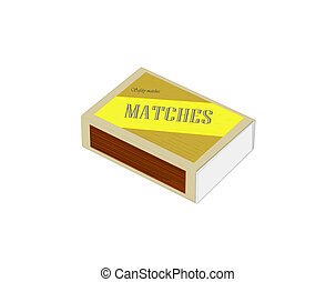 Matchbo - Colorful matchbox