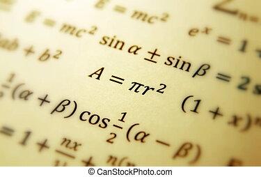 matematica, geometria, fondo