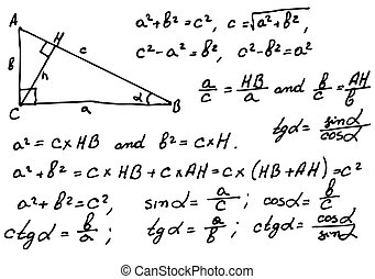 matematyka, tło