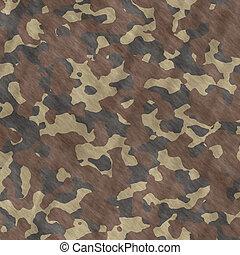 materiaal, camouflage, achtergrond, textuur