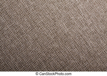 Material background  - Brown texture fabric.
