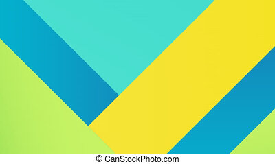 Material design animated background. Animated wallpaper of...