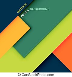 Material Design Background
