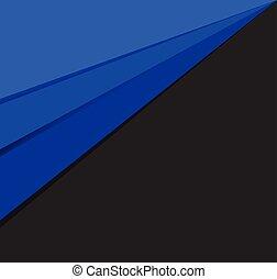 material design background on black background.