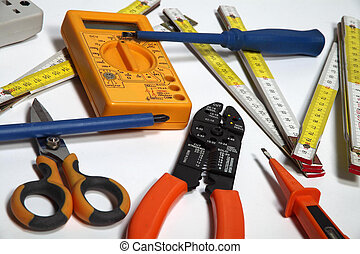 material for electricians