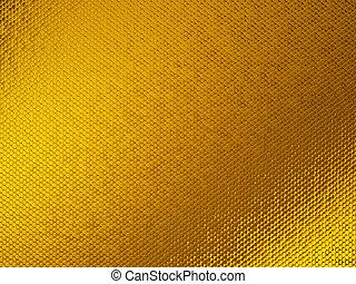 materiale, scale, textured, dorato