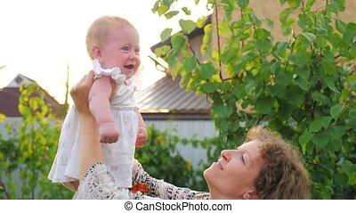Maternity leave concept. Motherhood background. Happy motherhood.