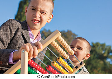 math back to school abacus