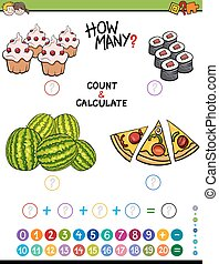 math educational activity
