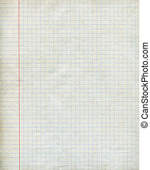 Math paper background - Math paper square background -...