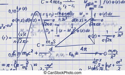 math physics formulas loop - math physics formulas on...