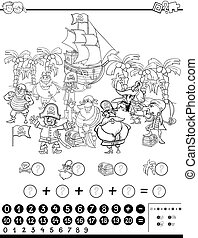 mathematical activity for coloring