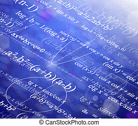 Mathematical background - Background with mathematical ...