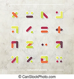 mathematical elements