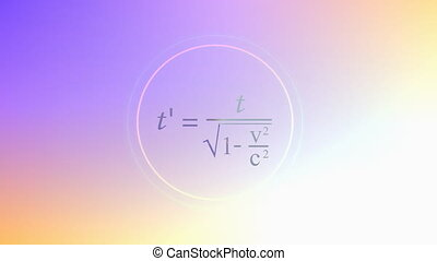 """""""Computer generated, Mathematical equation background, Special relativity equation."""""""