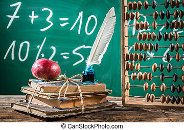 Mathematics classes in primary school