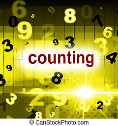 Counting Numbers Meaning One Two Three And Learn