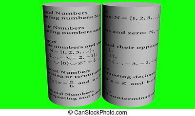 mathematics numerical theory and mathematical sign and...