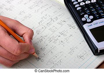 mathematisch, formeln