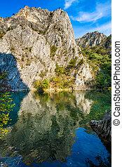 Matka Canyon - Skopje, North Macedonia, Europe