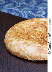Matnakash - leavened traditional Armenian bread