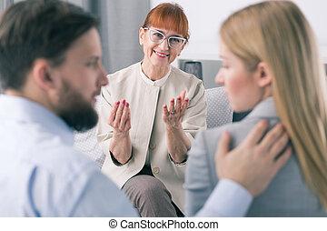 matrimonio, buono, terapia, effetti