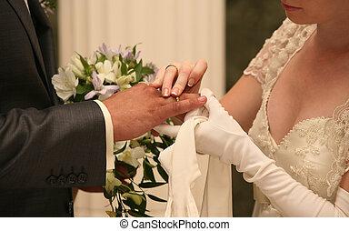 matrimonio, momento