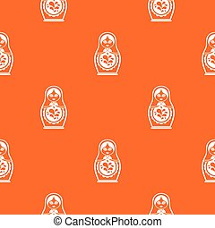 Matryoshka pattern seamless