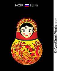 Matryoshka Russia - Matryoshkas of the World: Russian...