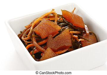 matsumaezuke,  japanese food