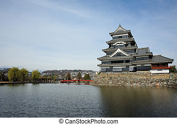 Matsumoto Castle , Japan