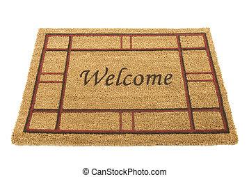 matte, herzlich willkommen