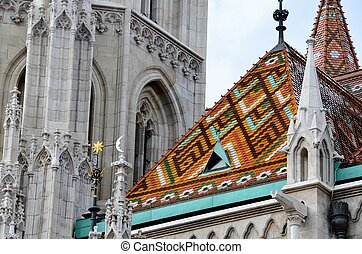 Matthias Church: Budapest Hungary - Matthias Church...