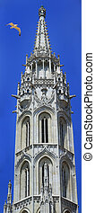 Matthias Church budapest Hungary - 13.06.2015. Matthias...