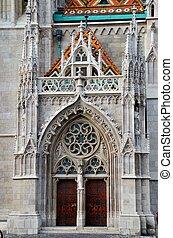 Matthias Church: Budapest Hungary