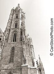 Matthias Church (tower), Budapest