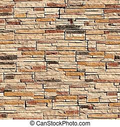 mattone, pattern., seamless