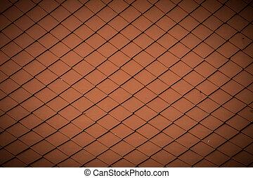 mattonelle tetto, fondo