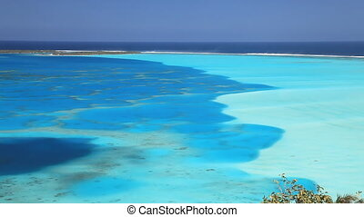 Maupiti Lagoon