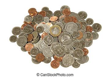 mauricio, coins