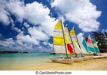 mauritius, plaża
