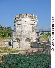 Mausoleo di Teodorico, Ravenna - Mausoleo di Teodorico ...