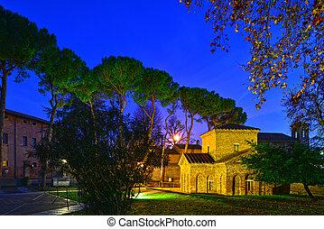 Mausoleo Galla Placidia - Foto scattata all'interno del ...
