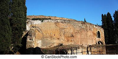 Mausoleum of Augustus Rome - the Mausoleum of Augustus, ...