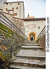 Mautendorf castle in Austria