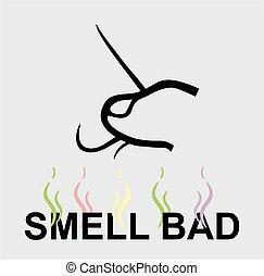 mauvais odeur tenue nez homme sien bad concept mauvais because tenue nez odeur homme. Black Bedroom Furniture Sets. Home Design Ideas