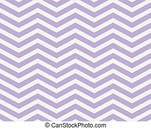 Mauve and White Zigzag Textured Fabric Background that is...